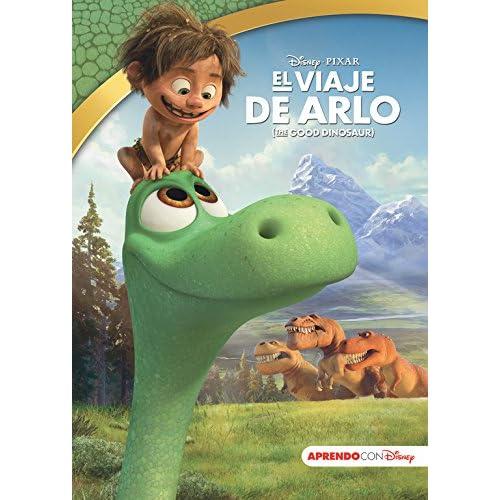 El viaje de Arlo (Leo, juego y aprendo con Disney): Con actividades en el interior 11