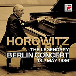 Legendary Berlin Concert 18th May 1986