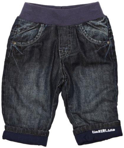 Timber Land Baby Jeans gefüttert blu