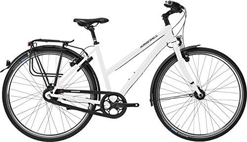 Kristall-Traveller-Fahrrad-T1-Alfine-11-Weiss-Matt