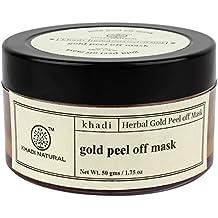 Khadi Gold Peel Off Mask, 50g
