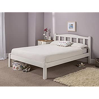 Small Single 2ft 6 Wooden Storage Pine Bed Frame Can Be