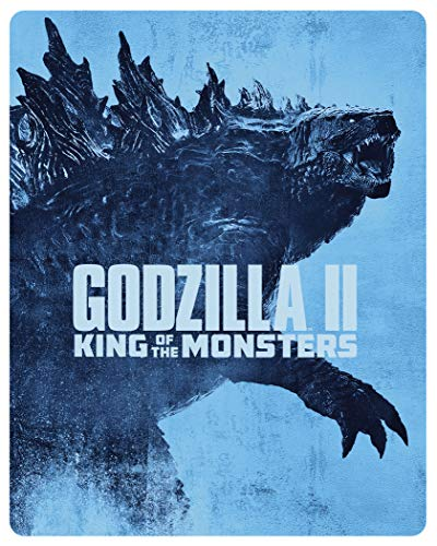 Godzilla II: King of the Monsters 3D + 2D Steelbook (exklusiv bei amazon.de) [3D Blu-ray] [Limited Edition]