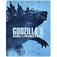 Godzilla II: King of the Monsters 3D + 2D Steelbook
