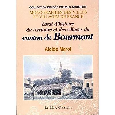 Bourmont et Ses Environs