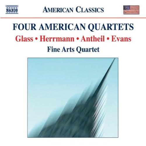 String Quartet No. 1: II. Andante espressivo