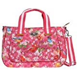 "PiP Studio Carry All Handtasche BB ""Blossom Bird"" in pink"