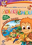 Adiboud'chou Jungle et savane 2-4 ans