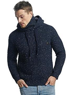 Khujo Hombres Ropa superior / Jersey Plenty Knit