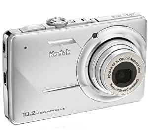 Kodak M340 Digital Camera - Silver (10.2 MP, 3x Optical Zoom, 5X Digital Zoom) 2.7 inch LCD