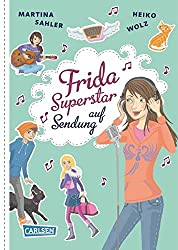 Frida Superstar: Frida Superstar auf Sendung