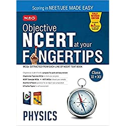 MTG Objective NCERT at Your FingerTips Physics for NEET (AIPMT) & All Other Medical and Engineering Entrance Examinations in English