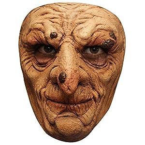Générique-mahal675-Máscara látex Adulto Brujo con