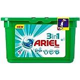 Dosettes Ariel 3en1 avec Febreze - 12 lavages (12) - Paquet de 2