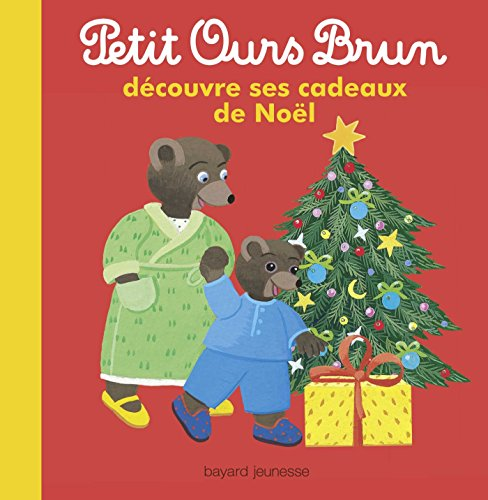 Petit Ours Brun découvre ses cadeaux de Noël par Marie Aubinais