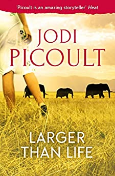 Larger Than Life by [Picoult, Jodi]