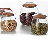 Glass Jars Set of 3 - Free Delivery - Best Reviews Guide