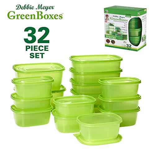 Debbie Meyer Green (Debbie Meyer 32 Piece UltraLite GreenBoxes - Green by Debbie Meyer)