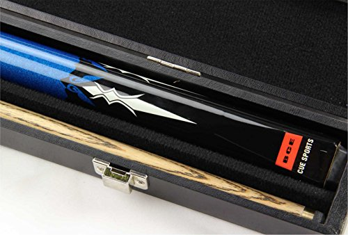 bce-jimmy-white-sapphire-2pc-ash-pool-snooker-cue-bce-attache-hard-case