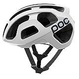 POC Octal Helm, Unisex Erwachsene L weiß (Hydrogen white)
