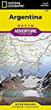National Geographic AdventureMap Argentina [Lingua Inglese]