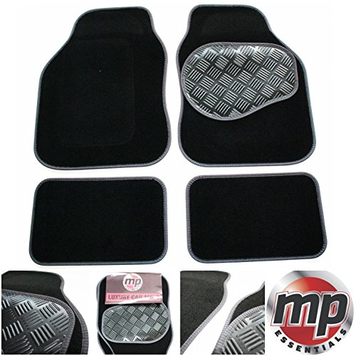 tailored-black-carpet-car-mats-with-grey-trim-to-fit-jaguar-f-pace-2016-rubber-heel-pad