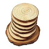 Sunlera Vintage Pine Holzbaumstumpf Bark Pastoral Online-Shop Photogragh Schießen Bild Props Chip Zylinder Dekoration