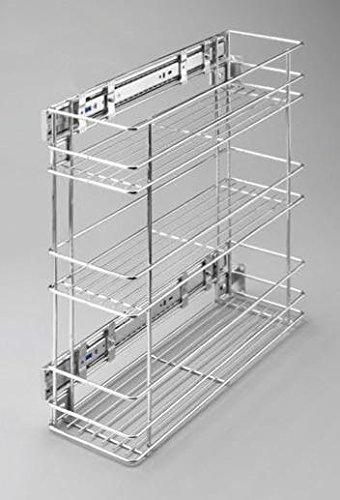 Cestello a filo estraibile con montaggio laterale, sistema di ...