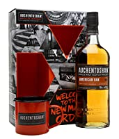 Auchentoshan American Oak and Tin Cup Gift Set from Auchentoshan