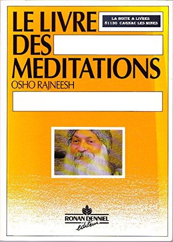 Le Livre des méditations.