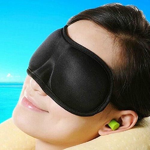 Ombreggiatura 3D sonno Eye Mask Blinder occhio ombra
