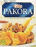 4x Gits Pakora Mix 200g mezcla preparada de masa para empanar india