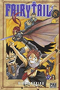 """Afficher """"Fairy Tail n° 8 Fairy Tail (tome 8)"""""""