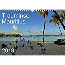 Trauminsel Mauritius (Wandkalender 2018 DIN A4 quer): Eine fotografische Reise durch Mauritius, der Trauminsel im Indischen Ozean (Monatskalender, 14 ... [Kalender] [Apr 01, 2017] Linzner, Petra