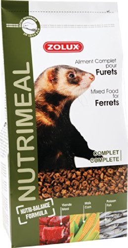 Zolux Nutri'meal pour Furet pour Petit Animal 2,25 kg