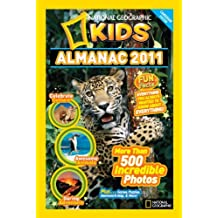 National Geographic Kids Almanac 2011 Canadian edition