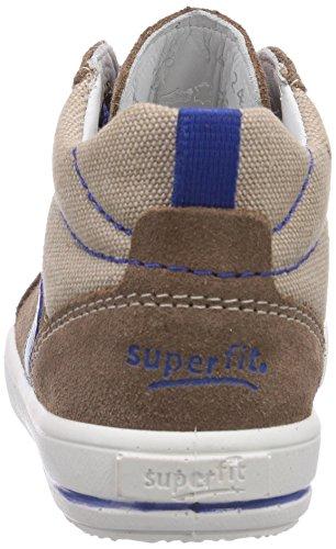 Superfit  MOPPY, {Chaussures premiers pas pour bébé (garçon) Beige - Beige (ALMOND KOMBI 34)