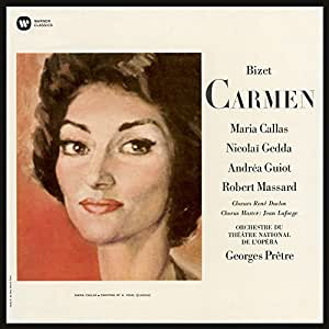 Bizet:Carmen (Vinyle)