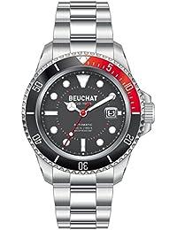Reloj Beuchat automático Collection gb1950etanche 200M beu1952–1