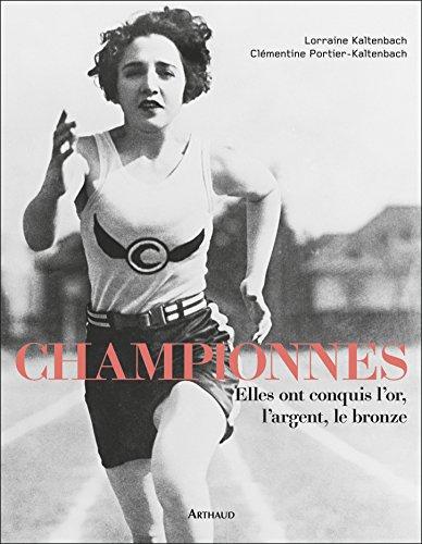 Championnes par Clémentine Portier-Kaltenbach