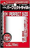 KMC Perfect Size Sleeves (100)