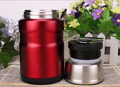 MDRW-Edelstahl, isolierte Lunch-Boxen, schwelen Pot still, Becher, Schwelbrand tank,A
