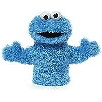 "Sesame Street Plush - 11"" Cookie Monster Hand Puppet"