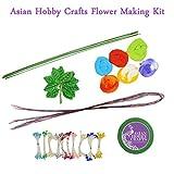 Asian Hobby Crafts Mini Flower Making Kit