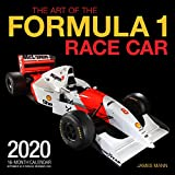 The Art of the Formula 1 Race Car 2020: 16 Month Calendar Includes September 2019 Through December 2020