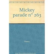 Mickey parade n° 263