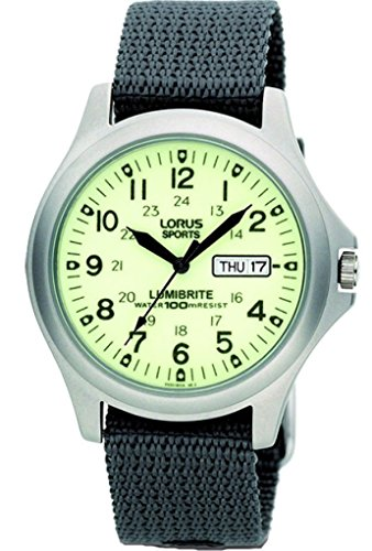 Lorus Herrenuhr Analog Quarz – RXF41AX7
