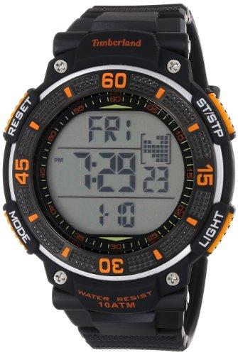 Timberland Men's 13554JPB_04 Digital Chronograph Dual Time Timer Watch