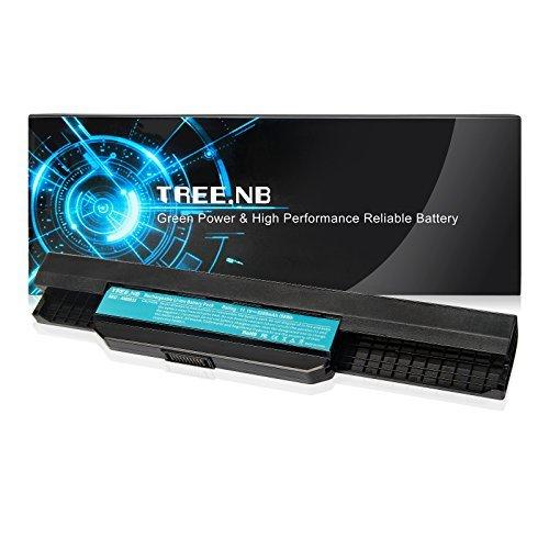 Tree.NB Batería de portátil de Alto Rendimiento para ASUS A32-K53 A42-K53 A43 K53 A83 K54 K84 P43 P43S P53 K43 K53 X43 Series