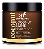 ArtNaturals Coconut Lime Hair Mask - 226 gm